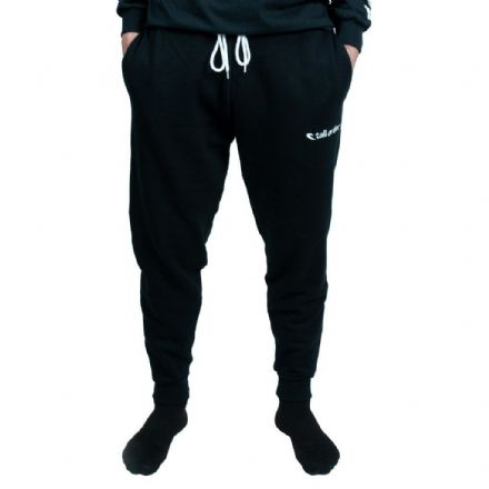 Tall Order Embroidered Logo Joggers - Black Small 28-30""